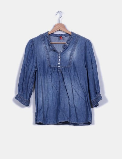 Camisa vaquera H&M