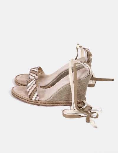 Sandalias cuña con tiras Marc Jacobs