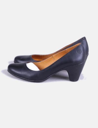 Micolet Yokono W6aqffxo Descuento Negro Zapato Tacon 73 zpqVSUMG