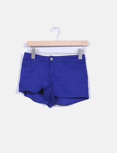 Short azul klein H&M