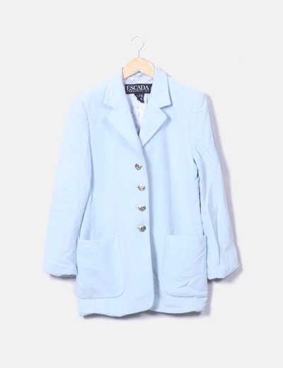 Manteau long Escada