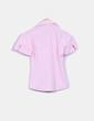 Camisa rayas rosa texturizada Wild Country