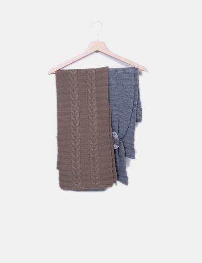 Leve lenços de lã NoName