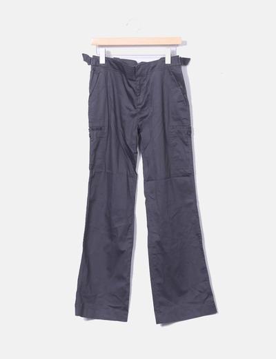 Pantalon coupe droite Comptoir des Cotonniers