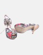 Sandálias de tacão Janessa