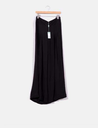 Pantalons noirs palazzo Hoss Intropia