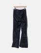 Pantalón de pinza gris oscuro Zara