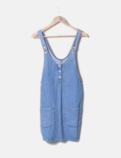 Peto denim Pull&Bear