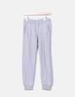 Pantalons gris de survêtement Bershka