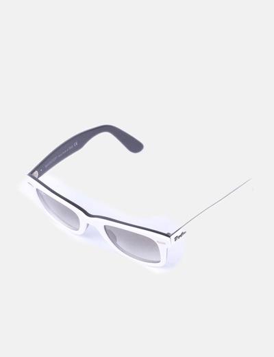 b8533d19fc Ray Ban Gafas de sol pasta blanca (descuento 72 %) - Micolet