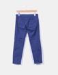 Pantalón azul con topos Stradivarius
