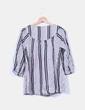 Blusa de rayas tricolor ONLY