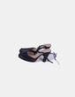 Chaussure noire largeur du à talon de Ursula Mascaró