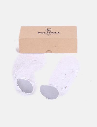 Wolfnoir Óculos de sol com espelho de vidro (desconto de 56%) - Micolet 2fd4f85ab6