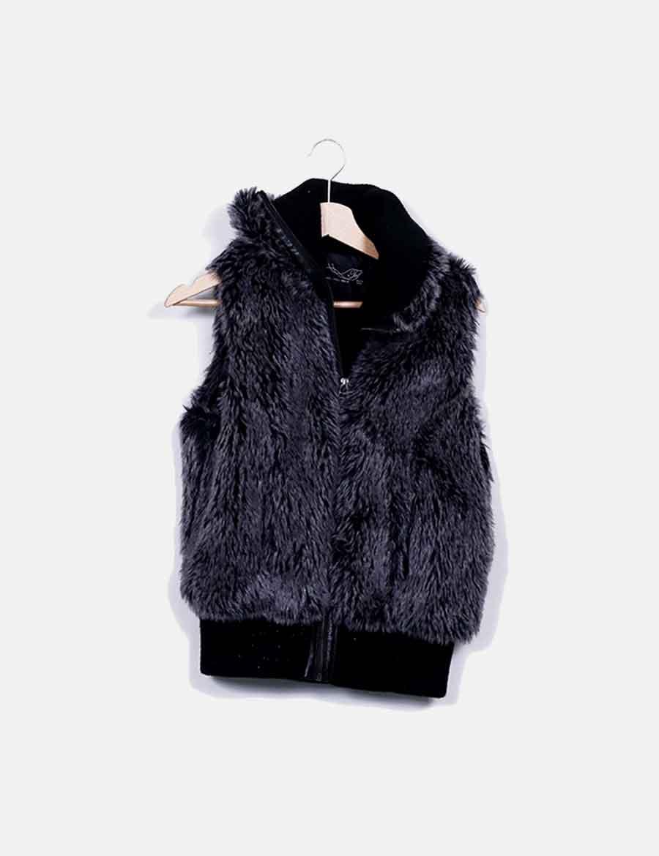 cbb47cd48651 pelo online Mujer y Zara gris baratos Abrigos de Chaleco Chaquetas  Tz0qdnwWdU ...