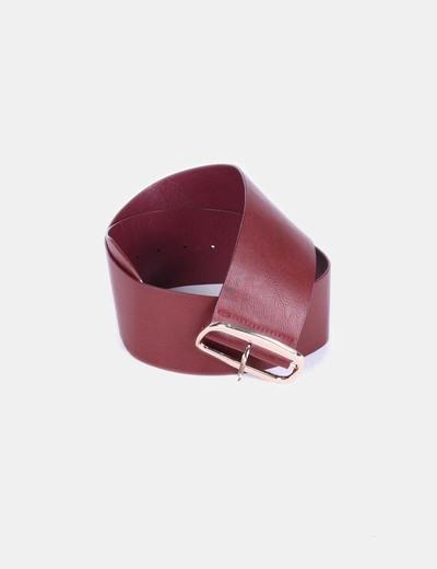 Cinturón granate NoName