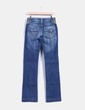 Jeans corte recto detalle bolsillos  Swallow