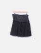 Falda tul negra Hoss Intropia