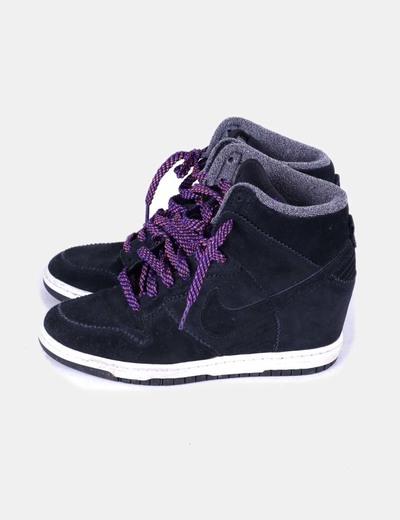 zapatillas nike mujer con cuña