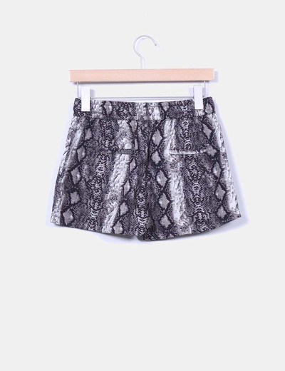 Shorts animal print