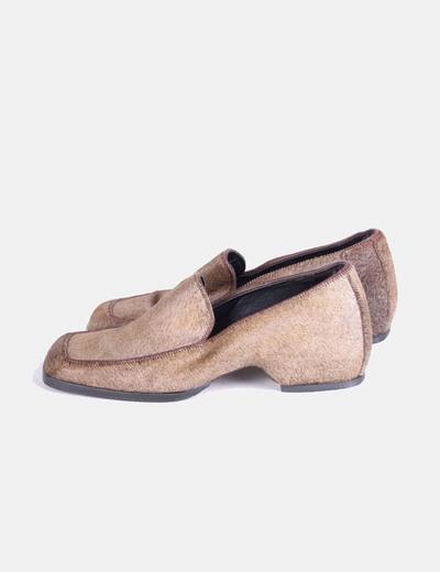 Zapato kaki Farrutx