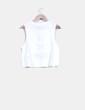 Camiseta blanca print LA To Las Vegas MINKPINK