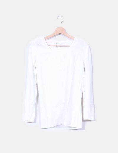 Camiseta cruda manga larga Amichi