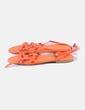 Sandalia naranja flúor Zara