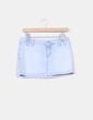 Mini falda denim azul claro Mango