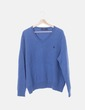 Jersey tricot azul Polo Ralph Lauren