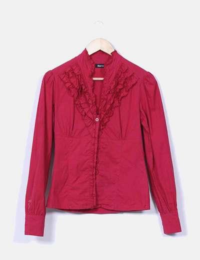 Camisa roja Suiteblanco