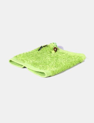 Cuello verde Polartec