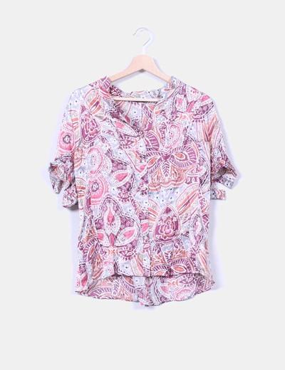 Camisa estampada Lasserre
