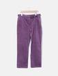 Pantalón de pana malva C&A