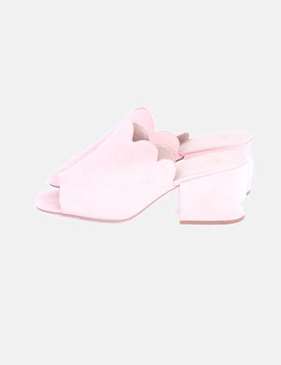 Sandali con tacco H&M