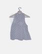 Camisa blanca semitransparente print corazones Bershka
