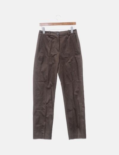 Pantalón verde oscuro