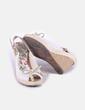 Sandales beiges compensées Carolina Boix