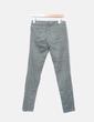 Khaki grüne Jeans Zara