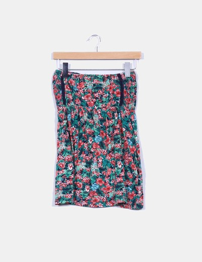 Top floral  Springfield