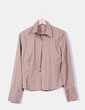 Camisa ocre Tex Woman