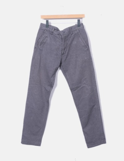 Springfield straight trousers