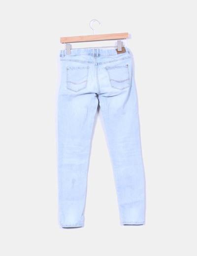 Jeans vaquero clarito