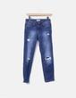 Jeans denim pitillo Pull&Bear