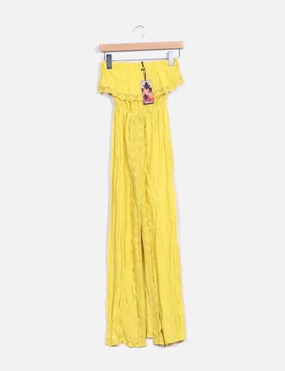 Robe longue Akasa
