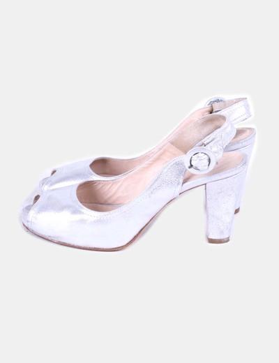 Chaussure de à talon métallique Unisa