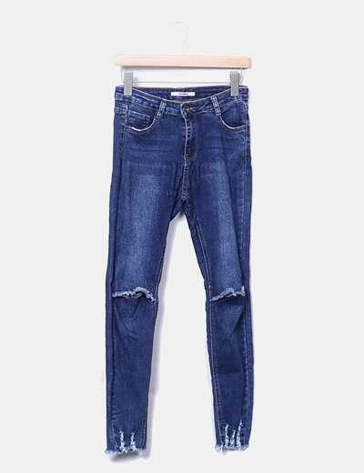 Pantalons slim Armonias