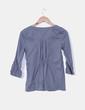 Blusa gris marengo Pull & Bear