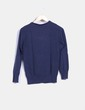 Chaqueta tricot azul marino K Woman