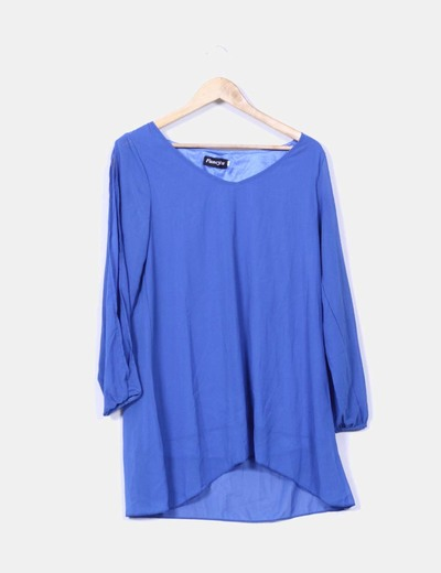 Vestido azul NoName